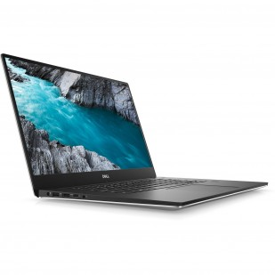 Laptop DELL, XPS 15 9570, Intel Core i7-8750H, 2.20 GHz, HDD: 256 GB, RAM: 8 GB, video: nVIDIA GeForce GTX 1050 Ti, webcam
