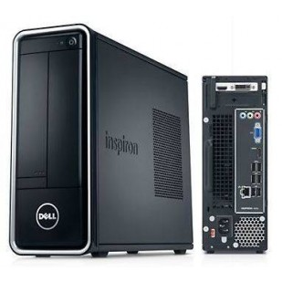 Desktop Dell inspiron 6602, Intel Pentium, G2020 2.9 GHz, 4GB DDR3, 500GB, Intel HD Graphics, DVDRW, 802.11b/g/n, Windows 8