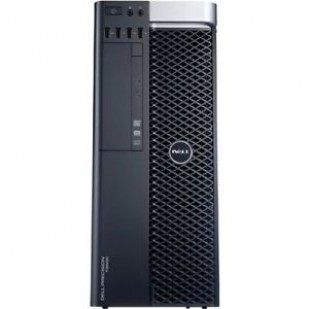 Dell, PRECISION T5600, Intel Xeon E5-2630, 2.30 GHz, 16 GB; 500 GB; Video: nVIDIA Quadro 4000; TOWER