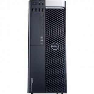 Dell, PRECISION T5600, Intel Xeon E5-2630, 2.30 GHz, 8 GB; 500 GB; Video: nVIDIA Quadro 2000; TOWER