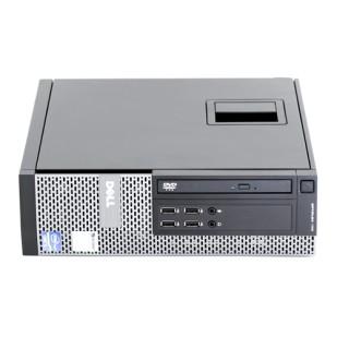 Dell, OPTIPLEX 7010, Intel Core i7-3770, 3.40 GHz, video: Intel HD Graphics 4000; SFF