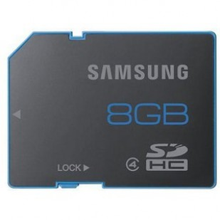 Card de memorie Samsung SDHC UHS-1 8 GB, Class 10