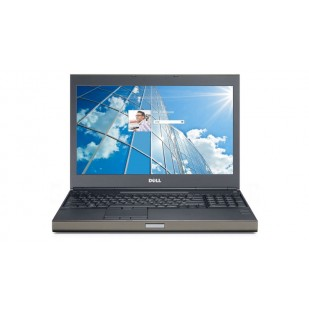 "Laptop DELL, PRECISION M4800,  Intel Core i7-4900MQ, 2.80 GHz, HDD: 750 GB, RAM: 32 GB, video: AMD FirePro M5100 (Venus), Intel HD Graphics 4600, webcam, BT, 15.6"" LCD (FHD), 1920 x 1080"