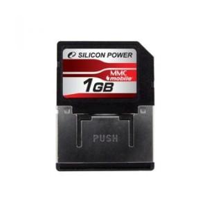 MMC  SILICON POWER, 1 GB