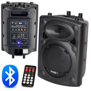 BOXA ACTIVA 8 inch/20CM USB/MP3/TELECOMANDA