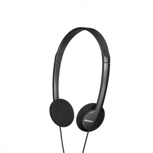 CASCA SONY; model: MDR-110LP; NEGRU;