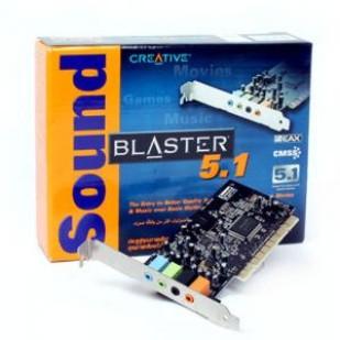Placa de sunet CREATIVE model: Sound Blaster VX (5.1); PCI