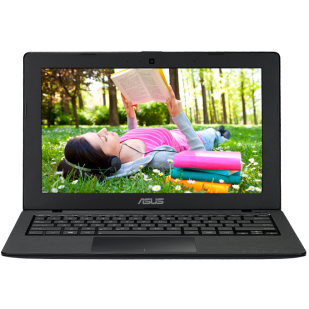 Laptop ASUS X200CA; Intel Celeron 1007U, 1500 MHz; 4096 MB RAM; 500 GB HDD; Intel HD Graphics 2500; touchscreen