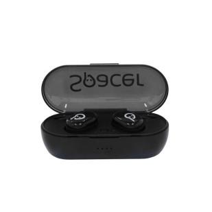 Casca Spacer wireless pentru smartphone, model SP-BH-02, Negru