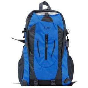 Ruscac pentru laptop 15.6″ Spacer, model SPB-RIO-BLUE, Albastru