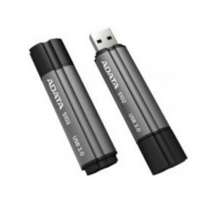 USB STICK ADATA; model: S102PRO GREY; capacitate: 16 GB; culoare: GRI; USB 3.0