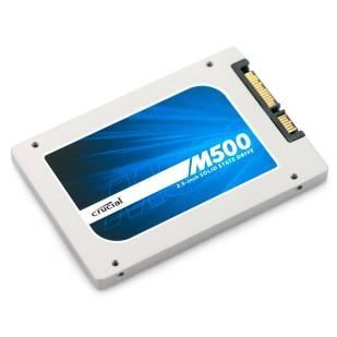HDD 240 GB; S-ATA III; SSD; CRUCIAL; M500; NOU