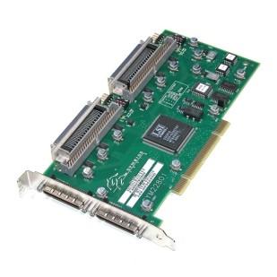 "Controler SCSI LSI LOGIC SYM22801; PCI; ""SYM22801"""