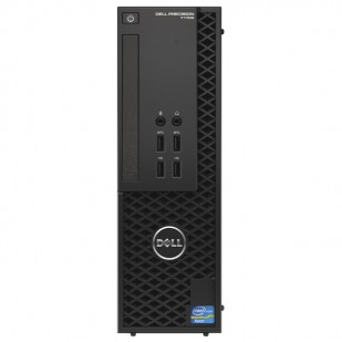 Dell, PRECISION T1700,  Intel Xeon E3-1280 v3, 3.60 GHz, HDD: 500 GB, RAM: 16 GB, video: nVIDIA Quadro K620; SFF