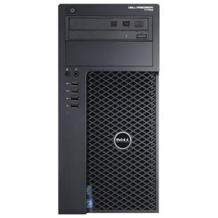 Dell, PRECISION T1700, Intel Xeon E3-1246 v3, 3.50 GHz, HDD: 500 GB, RAM: 16 GB, video: Intel HD Graphics, TOWER