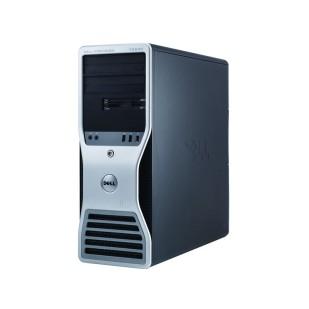 Dell, Precision T5500, 2x  Intel Xeon Six Core L5640, 2.27 GHz, video:  QUADRO FX3500; TOWER