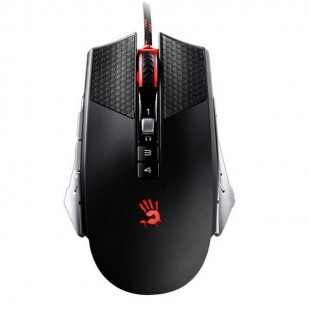 Mouse BLOODY; model: T60; NEGRU; USB