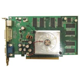 NVIDIA GEForce 6200, 256 MB, PCI