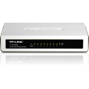 SWITCH TP-LINK; model: TL-SF1008D