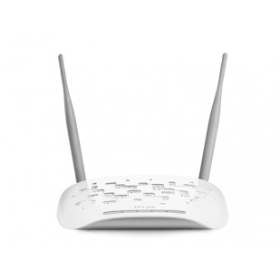 ACCESS POINT TP-LINK; model: TL-WA801ND; WIRELESS; PORTURI: 1 x RJ-45 10/100