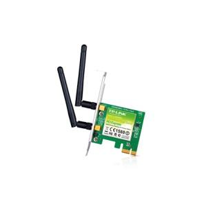 PLACA DE RETEA: TP-LINK TL-WDN3800; WIRELESS N600 DUAL BAND; PCI EXPRESS
