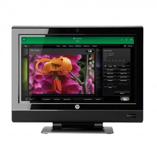 Aio, Hp, TouchSmart 310-1270NL, AMD Athlon II X4 615e, 2.50 GHz, HDD: 2 TB, RAM: 6 GB, video: ATI Mobility Radeon HD 4200 (RS880M), webcam