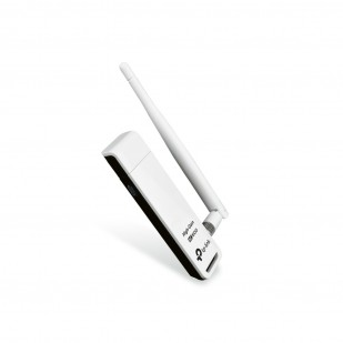Placa de retea TP-LINK AC600 DUAL BAND ARCHER T2U, WIRELESS 150 Mbps 2.4GHz + 433 Mbps 5GHz, USB