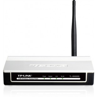 ACCESS POINT TP-LINK; model: TL-WA500G