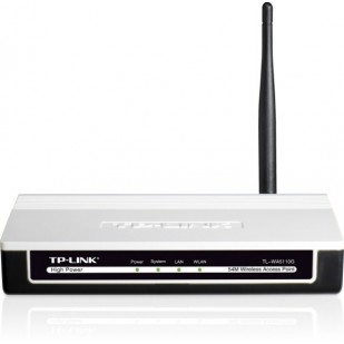 ACCESS POINT TP-LINK; model: TL-WA5110G