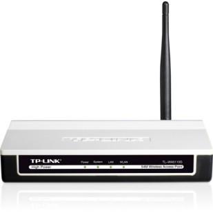 ACCESS POINT TP-LINK; model: TL-WA5110G