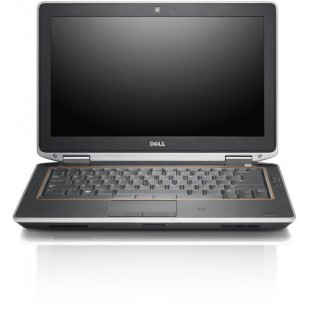 Laptop DELL, LATITUDE E6320,  Intel Core i5-2540M, 2.60 GHz, HDD: 250 GB, RAM: 4 GB, , video: Intel HD Graphics 3000, webcam, BT