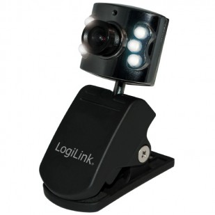 WEBCAM LOGILINK; model: UA0072; 0.3 MP