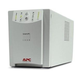 UPS APC; model: SMART 700; format: TOWER; management; iesiri: 4; BATERII NOI