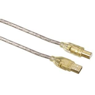 Cablu PC;USB 2.0 M la USB 2.0 F;2m