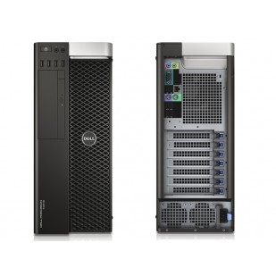Dell, PRECISION T3610,  Intel Xeon E5-1650 v2, 3.70 GHz, HDD: 500 GB, RAM: 8 GB, video: AMD FirePro S7000/W7000 (Pitcairn)