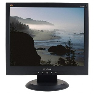"MONITOR VIEWSONIC; model: VA703b; 17""; SH, fara talpa"
