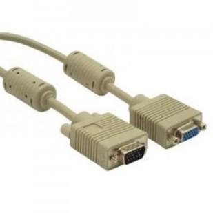 Cablu video, VGA M la VGA F