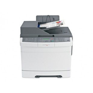 Multifunctional LASER COLOR LEXMARK model: X544DN; format: A4; DUPLEX; RETEA; USB;