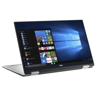Laptop DELL, XPS 13 9365,  Intel Core i7-7y75, 1.30 GHz, HDD: 240 GB, RAM: 16 GB, video: Intel HD Graphics 615, webcam, BT