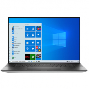 Laptop DELL, XPS 17 9700, Intel Core i7-10875H, 2.30 GHz, HDD: 1 TB SSD, RAM: 16 GB, video: nVIDIA GeForce RTX 2060, webcam, LCD TOUCH (UHD), 3840 x 2400