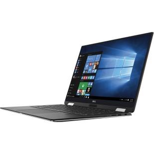 Laptop DELL, XPS 13 9365,  Intel Core i7-7y75, 1.30 GHz, HDD: 1 TB, RAM: 16 GB, video: Intel HD Graphics 615, webcam, BT
