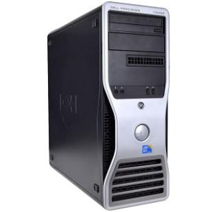 Dell Precision T3500; Intel Xeon E5520 2.27 GHz; TOWER