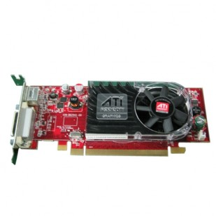 Placa video: ATI Radeon HD 3450; 256 MB; PCI-E 16X; 1 x VGA; 1 x DVI; 1 x SVIDEO;