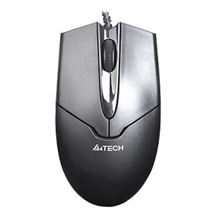 Mouse A4TECH; model: OP-550NU; NEGRU; USB