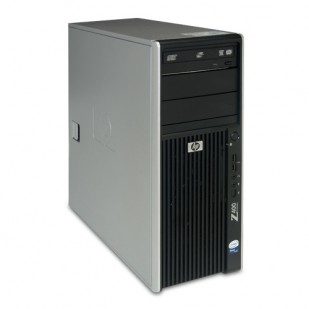 HP Z400 Workstation; QuadCore Intel Xeon W3540, 2800 MHz;TOWER