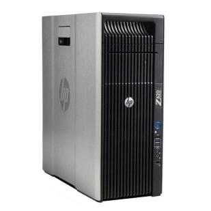 HP, HP Z620 WORKSTATION, Intel Xeon E5-2670 V2, 2.50 GHz, HDD: 256 GB SSD, RAM: 32 GB, unitate optica: DVD, video: AMD Radeon HD 7470