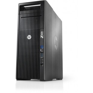 HP, HP Z620 WORKSTATION,  Intel Xeon E5-2630 V2, 2.60 GHz, HDD: 300 GB SAS, RAM: 32 GB, unitate optica: DVD, video: nVIDIA Quadro K4000