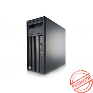 Hp, HP Z230 TOWER WORKSTATION,  Intel Xeon E3-1225 v3, 3.20 GHz, HDD: 500 GB, RAM: 8 GB, unitate optica: DVD RW video: nVIDIA Quadro K2000; TOWER