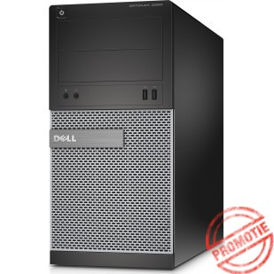 DELL, OPTIPLEX 3020,  Intel Core i5-4590, 3.30 GHz, HDD: 500 GB, RAM: 4 GB, unitate optica: DVD RW, video: Intel HD Graphics 4600; TOWER
