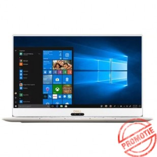 Laptop DELL, XPS 13 9370,  Intel Core i7-8550U, 1.80 GHz, HDD: 256 GB, RAM: 16 GB, video: Intel HD Graphics 620, webcam